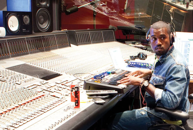 As Expected, Kanye West's Album 'Yeezus' Leaks