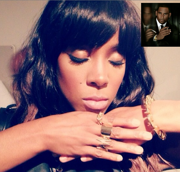 [New Music] R.Kelly Hops On Kelly Rowland's 'Dirty Laundry'