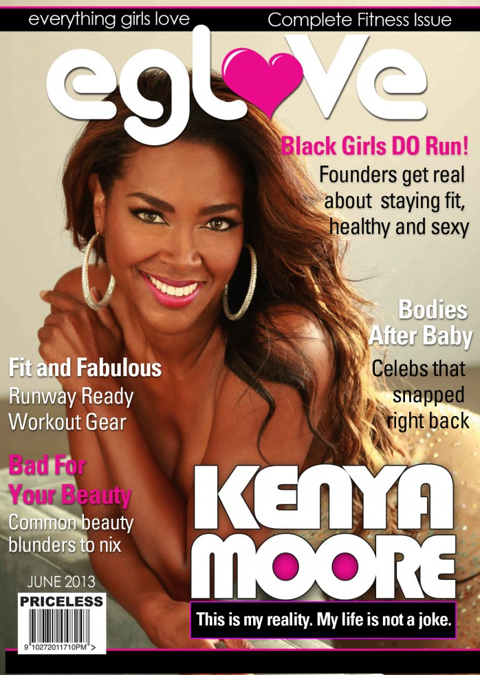 kenya moore-everything girls love-fitness issue-the jasmine brand