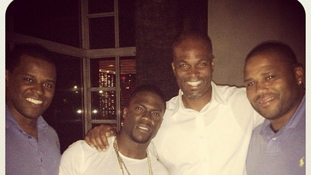 [Photos] Kevin Hart, LeBron James & Spike Lee Hit 'American Black Film Festival'