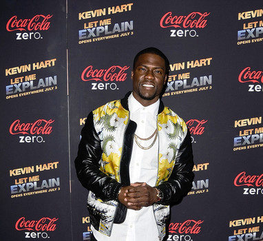 [VIDEO] Sherrie Shepherd, Fabolous, Hit Up Kevin Hart's 'Let Me Explain' NYC Premiere + Peep His 'Late Night With Jimmy Fallon' Appearance