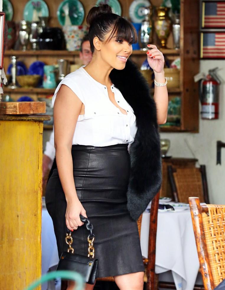 kim kardashian-delivers baby girl-the jasmine brand
