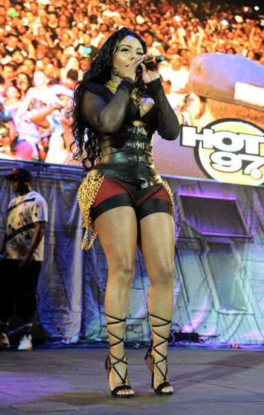 [VIDEO] Hot 97's Summer Jam Draws Surprise Guests Nicki Minaj, Lil Kim, Mariah Carey And the Usual Suspects