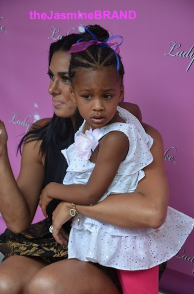 laura govan-basketball wives la-daughter-lady like event-the jasmine brand