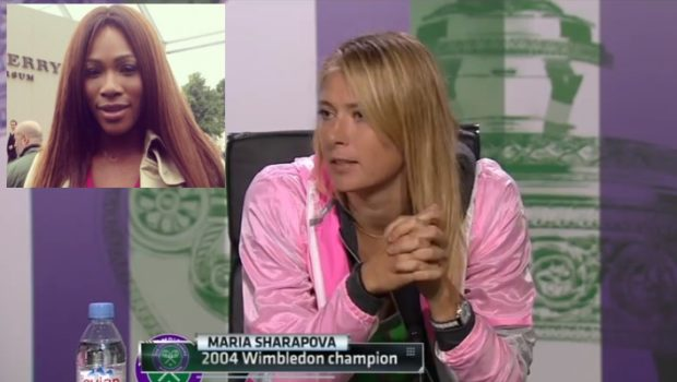 Dry Snitchin': Maria Sharapova Shares Serena Williams Personal Business, Tells Reporters She Was Dating A Married Man With Kids