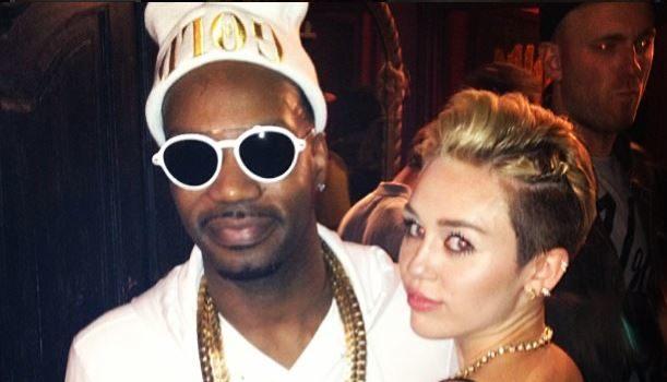 [VIDEO] Watch Miley Cyrus Twerk On Stage At Juicy J Concert