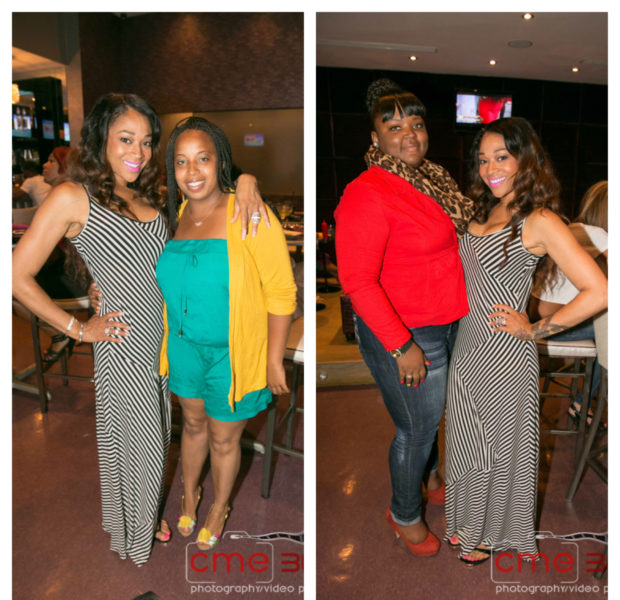 [Photos] Mimi Faust Throws Private Love & Hip Hop Atlanta Viewing Party For Fans