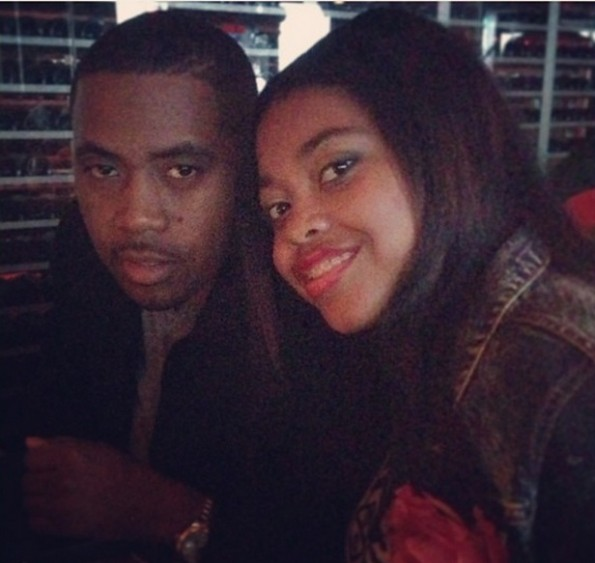 nas daughter-destiny-19th birthday-the jasmine brand