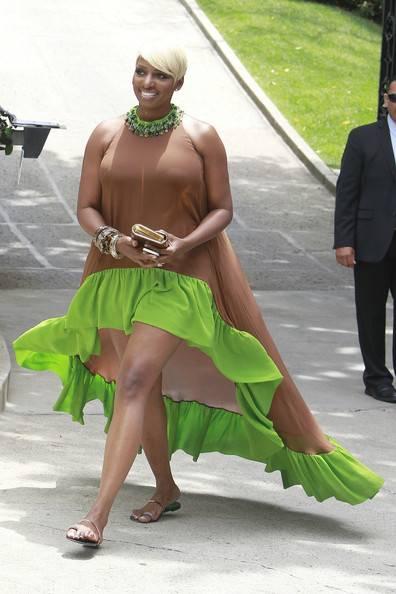 photos nene leakes kim kardashian baby shower straightfromthea 3