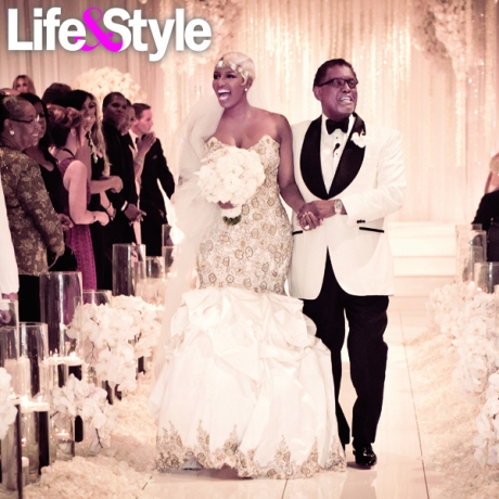 nene leakes-wedding gown-the jasmine brand