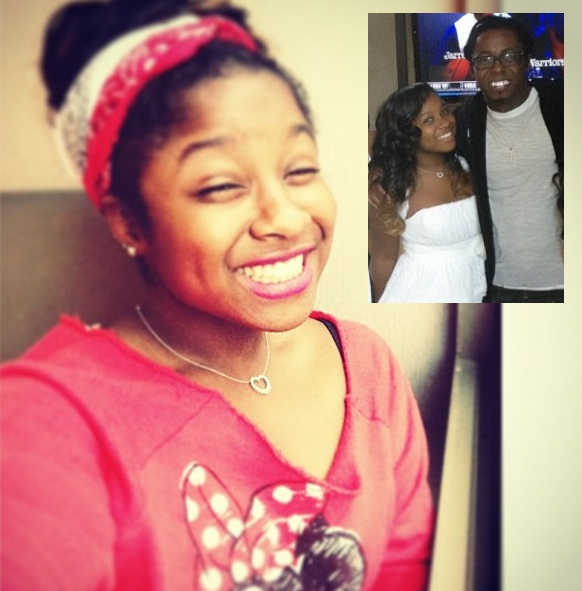 new music-reginae carter-daddys little girl-the jasmine brand.
