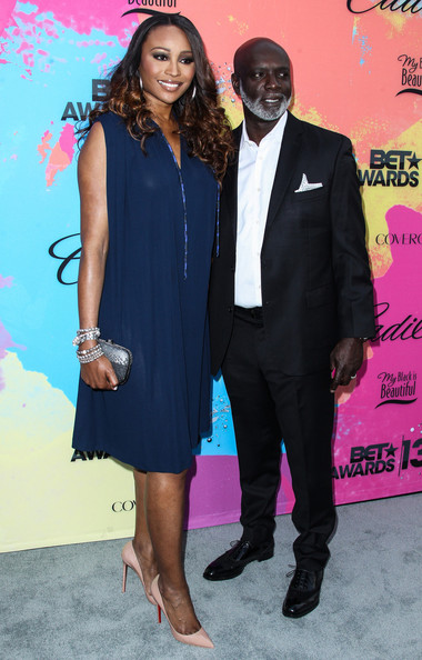 peter and cynthia bailey-debra lee pre bet awards dinner 2013-the jasmine brand