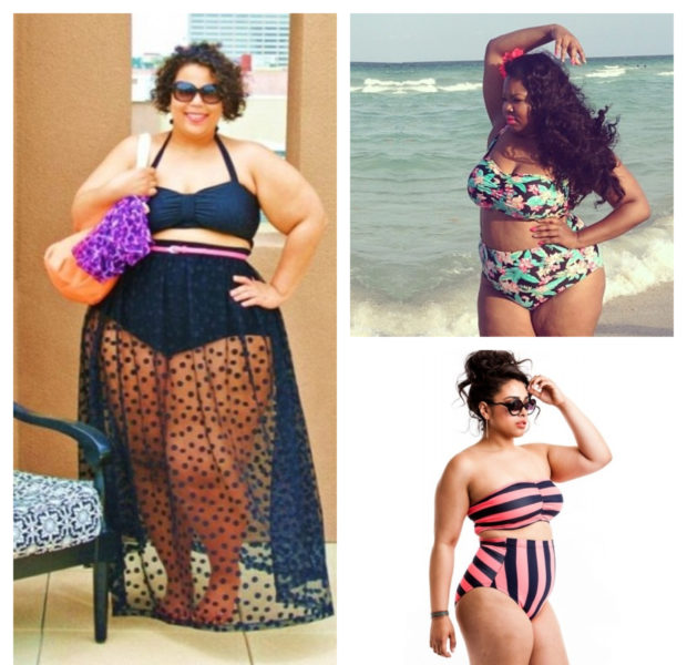 Skinny Girls Aren't The Only Ones Who Can Rock A Bikini! Introducing 'Fatkini' For Women With Curves