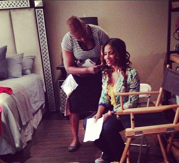 Ex-Reality Star Shereé Whitfield Goes to Hollywood, Lands Gig On 'Necessary Roughness'