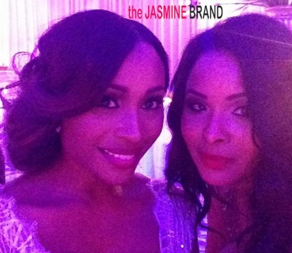 rhoa-cynthia bailey-nene leakes wedding-i dream of nene-the jasmine brand