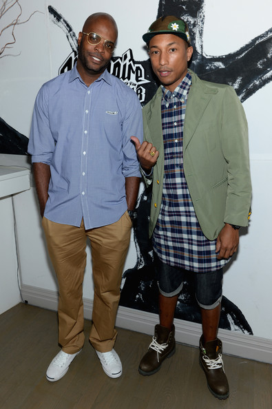 robert walker-pharrell-Billionaire Boys Club Celebrates 10 Years-the    Rob Walker Pharrell