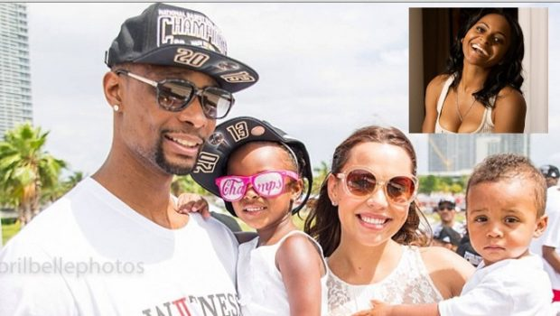 Royce Reed Bashes Christopher Bosh's Wife For Child Custody Trickery, Says She's Exploiting Step-Daughter