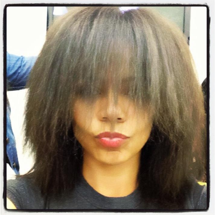 Look Ma No Weave Sanaa Lathan Shows Fans Her Natural Hair Mr