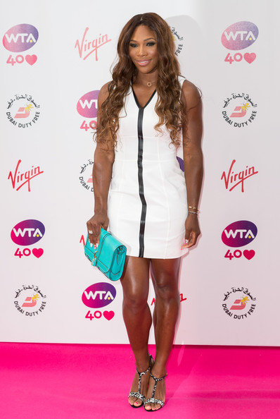 serena williams-pre wimbledon party 2013-the jasmine brand