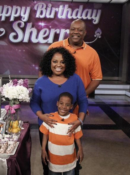 sherri shepherd-expecting second child-surrogate-the jasmine brand