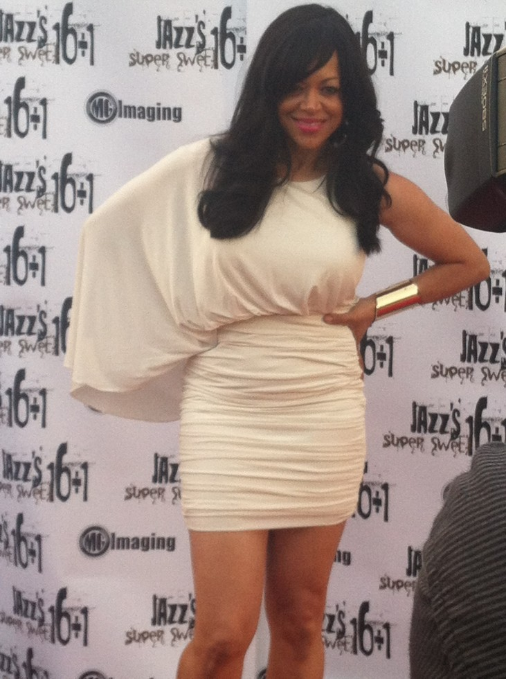 stacy francis-jazz-tami roman daughter 16th birthday-the jasmine brand