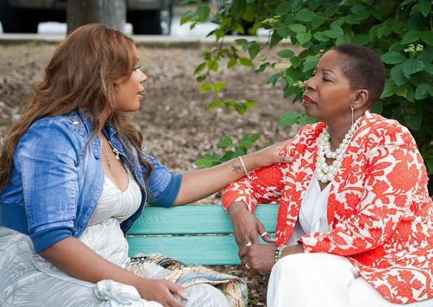 'R&B Divas' Syleena Johnson Wants Iyanla Vanzant to Fix Her Life