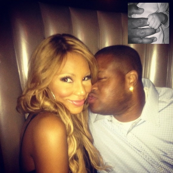 [Photos] Tamar Braxton Reveals Son's Name + Khloe Kardashian Drops Hints About Kim & Ye's New Baby
