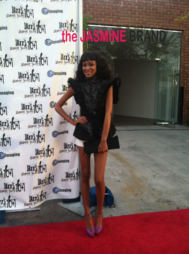 tami roman daughter-lyric-at sister 16th birthday-the jasmine brand