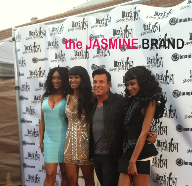 [Photos] Basketball Wives Tami Roman's Daughter Jazz Celebrates 17th Birthday With Celebs, Friends & A Tricked-Out Bash