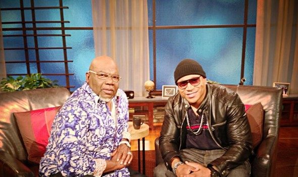 [Photos] First Look: Bishop T.D. Jakes Snags LL Cool J For New BET Talk Show