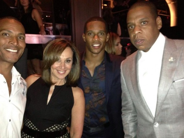 victor cruz-jayz-40:40 club ten year anniversary-the jasmine brand