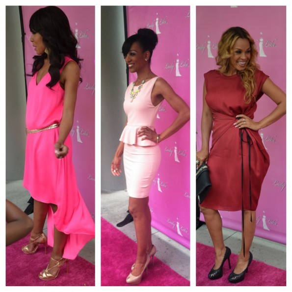 wendy raquel robinson-shaun robinson-sheree fletcher-lady like-women of excellence-the jasmine brand