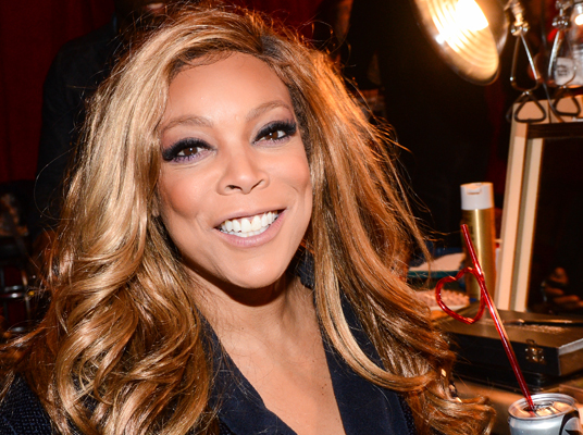 Wendy Williams Subliminally Addresses Personal Drama On Talk Show: It's Been A Long Week!