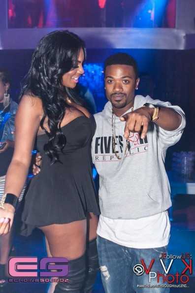 Brooke Bailey and Ray J-hollywood dream-the jasmine brand