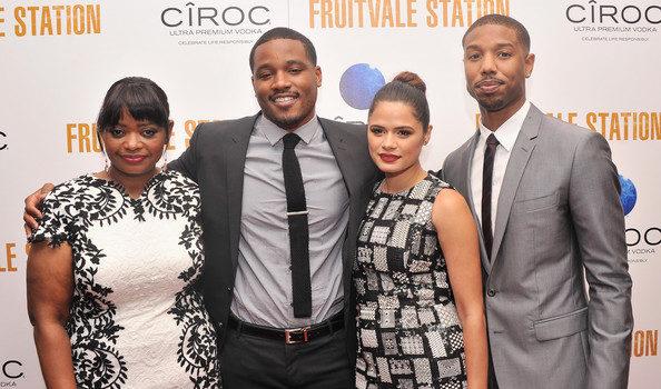 Michael B. Jordan, Octavia Spencer + The Cast of 'Fruitvale Station' Attend NYC Premiere