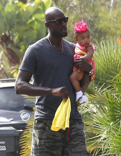 Ladies Of 'The Real' Strike A Work Pose, Kevin Garnett Takes the Fam to Kiddie Party + More Celeb Stalking