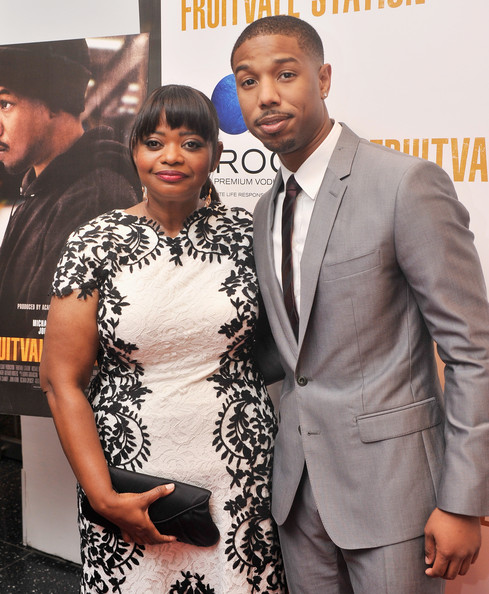 Octavia-Spencer-Michael-B-Jordan-Fruitvale-Station-NYC-2013-The-Jasmine-Brand