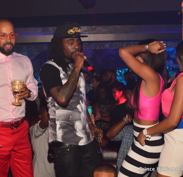 [Photos] Terrence J, Wale & Raheem DeVaughn Party in the A + Young Money's Shanell Meets DC Fans