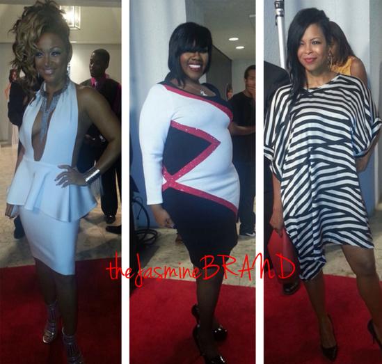 [Photos] 'R&B Divas LA' Cast Kicks Off New Show With Hollywood Premiere Party