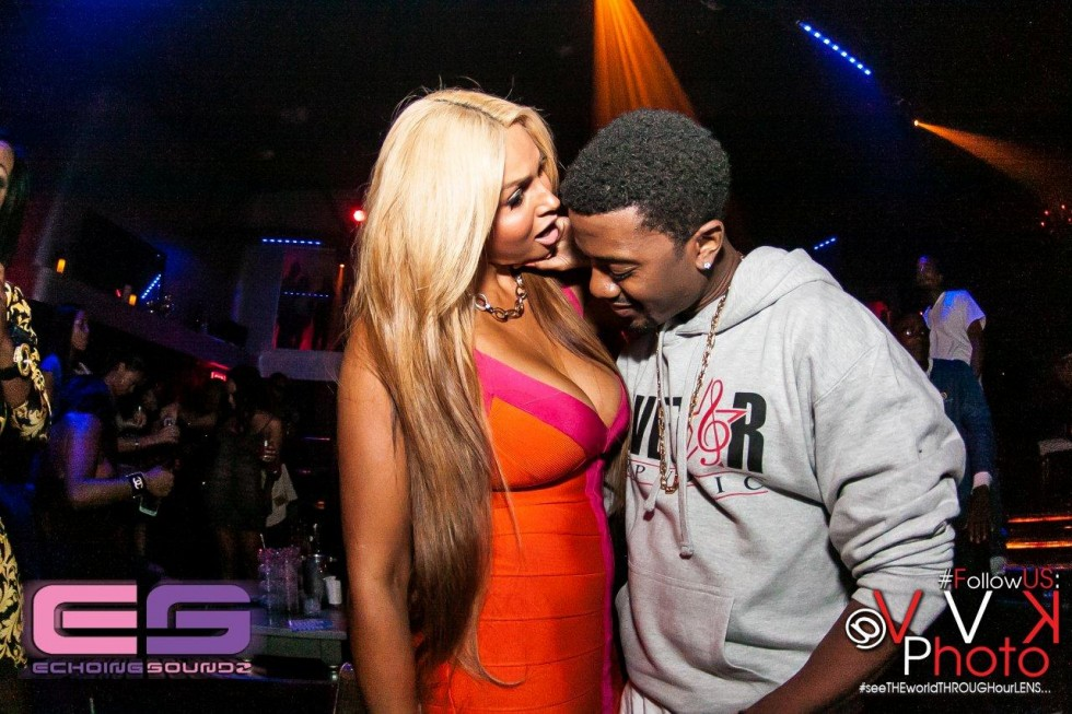 Ray J and Somaya Reese-fake couple b-the jasmine brand