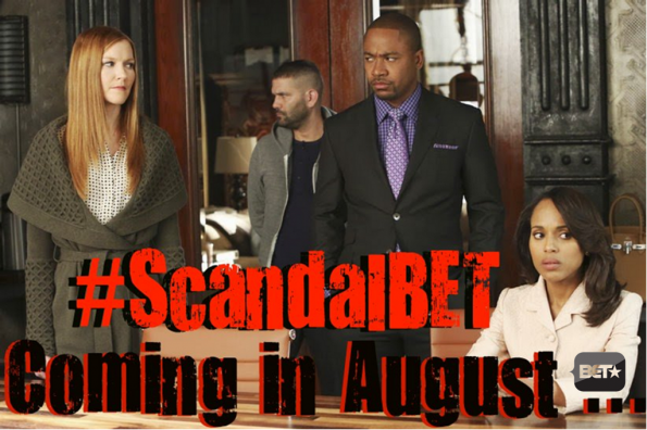 Scandal-Goes to BET-the jasmine brand