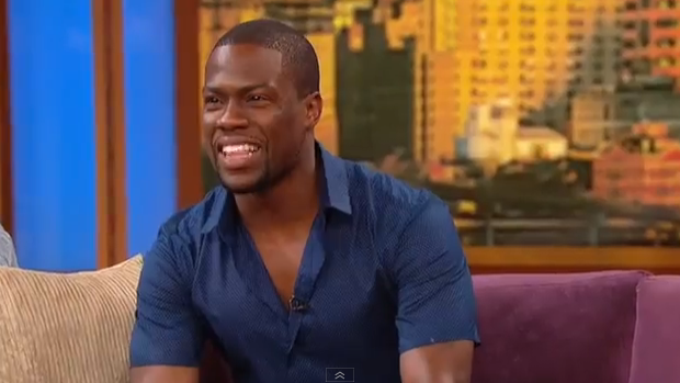 [VIDEO] Kevin Hart Visits Wendy Williams, Explains Why He's Not Ready To Take Another Trip Down the Aisle…Yet