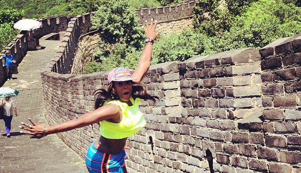 Tameka Raymond Takes China, Loses Battle With Former Landlord Owes Over $200K