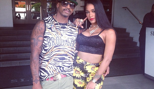 [VIDEO] Stevie J. Says He's Prepping Joseline To Compete With Beyonce, Rihanna