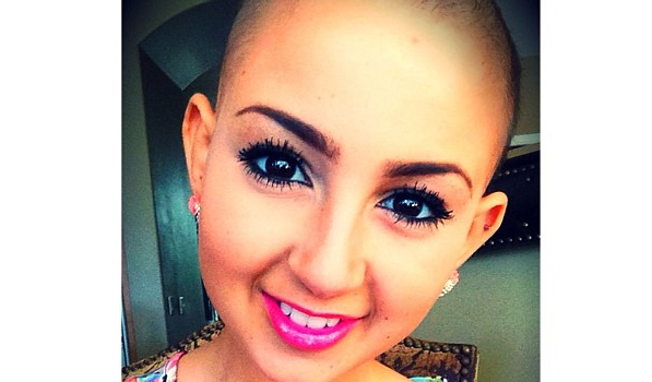 13-Year-Old-Youtube Star Talia Joy Castellano Loses Battle With Cancer