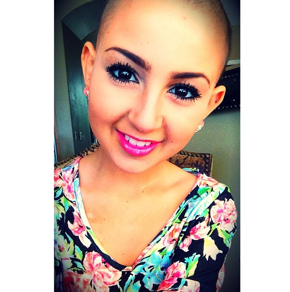 13-Year-Old-Youtube Star Talia Joy Castellano Loses Battle With Cancer