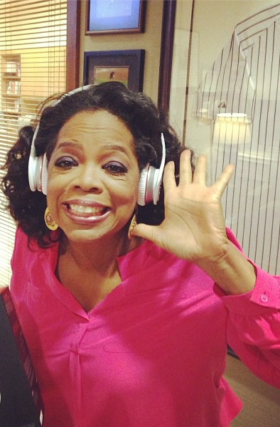 [Audio]: Oprah Winfrey Verbally Attacked by 'Color Purple' Co Star