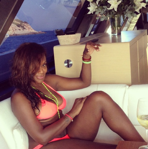 Tameka-Raymond-Yacht-Vacation-2013-The-Jasmine-Brand