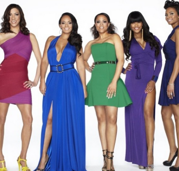 Basketball Wives Is Officially Back, New Season Photos Released + Meet the New Basketball Wife, Tasha Marbury