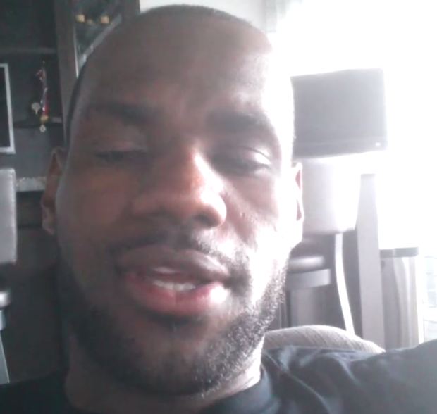 [LISTEN] LeBron James Picks Up New Hobby, Makes Rap Debut to 'N****s in Paris'